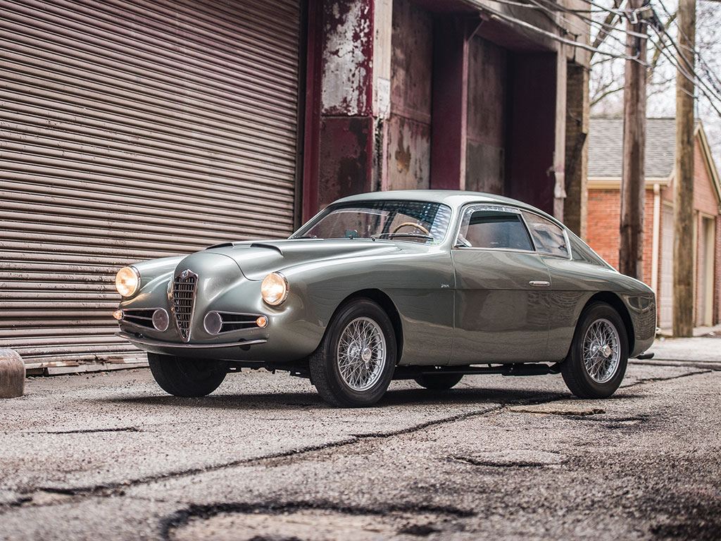 Alfa Romeo 1900C SSZ - 1955