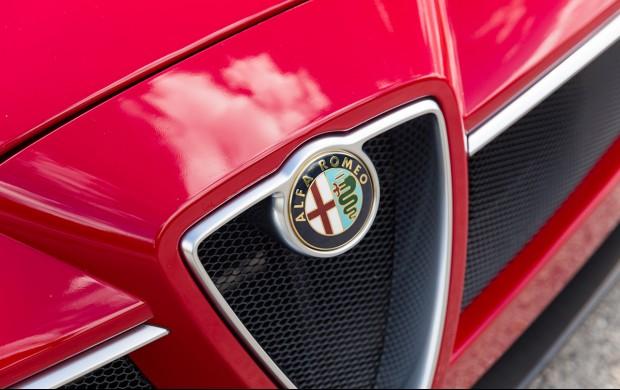 Alfa Romeo 8C Competizione - 2008