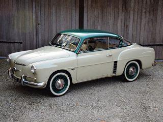 Autobleu 4CV – 1955