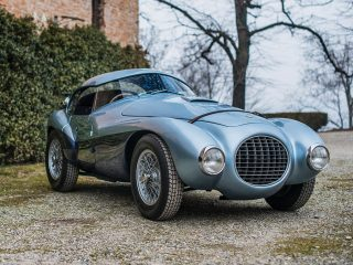 Ferrari 166 MM – 212 Export UOVO by Fontana – 1950