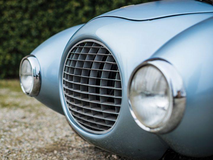 Ferrari 166 MM - 212 Export UOVO by Fontana - 1950