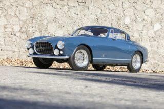 Ferrari 250 Europa GT Alluminio – 1955