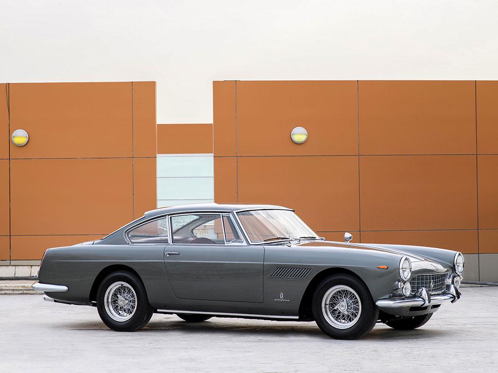 Ferrari 330 America - 1963