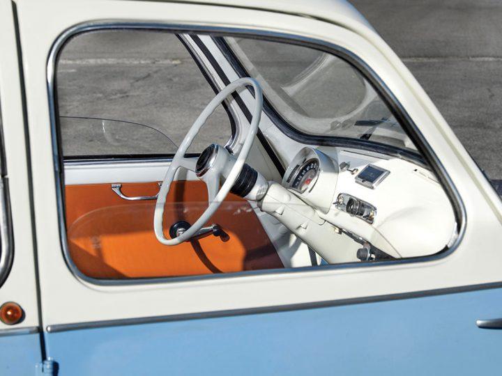 Fiat 600 Multipla - 1963