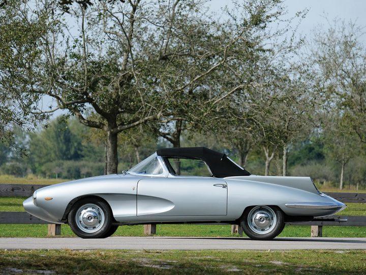 Stanguellini 1200 Spider America by Bertone - 1957