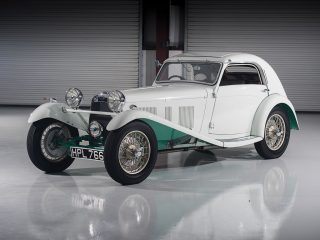 HRG Airline Coupe – 1938