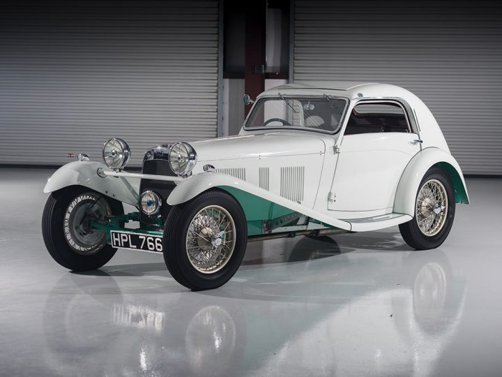 HRG Airline Coupe - 1938