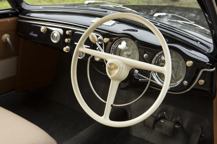 Lancia Aurelia B20 GT III serie - 1953