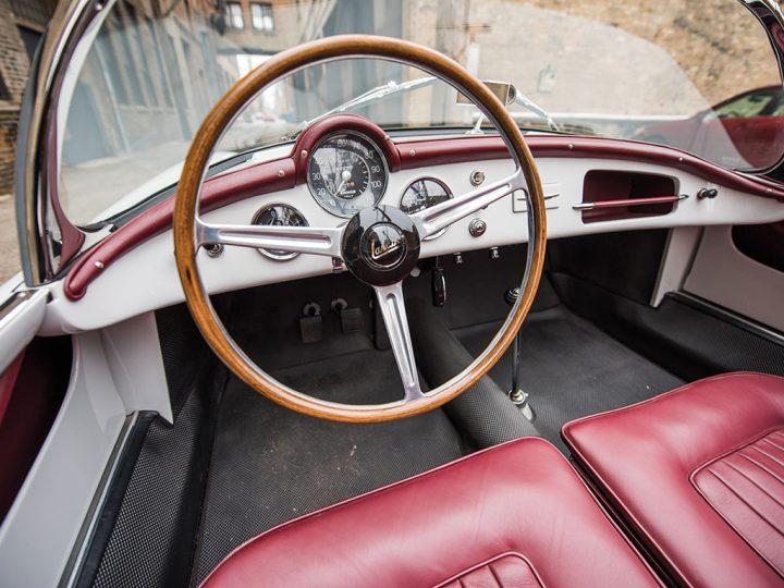 Lancia Aurelia B24S Spider - 1955
