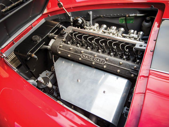 Maserati A6G 54 Coupe Series III - 1956
