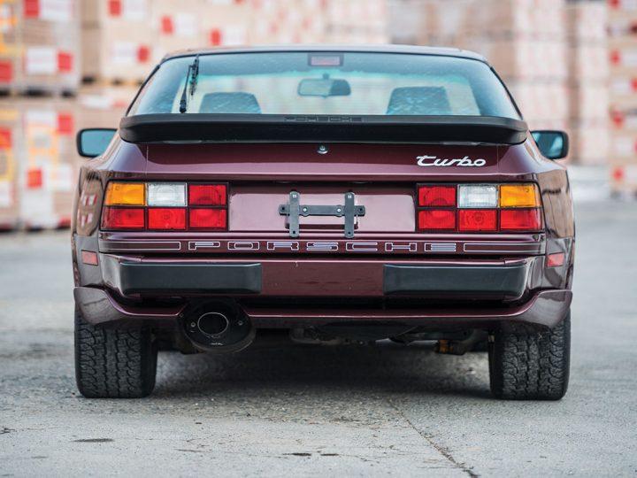 Porsche 944 Turbo S - 1988
