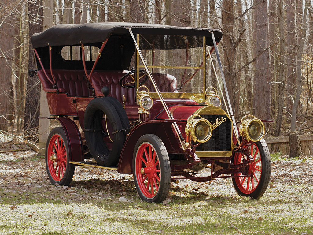 Studebaker Model G Touring – 1906