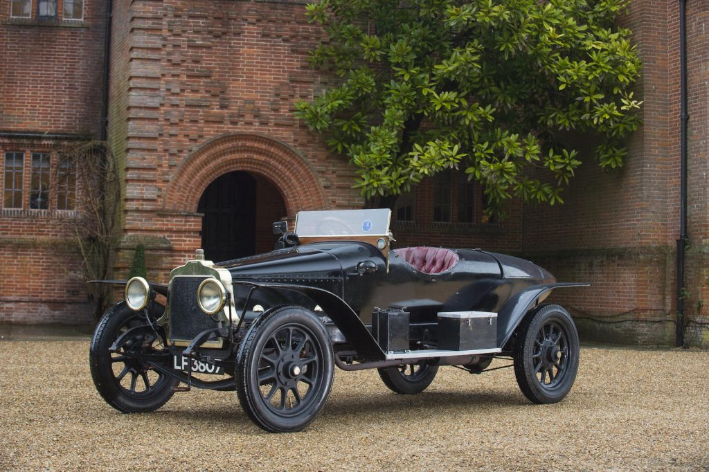 Talbot 15hp Works Hill-Climber – 1913