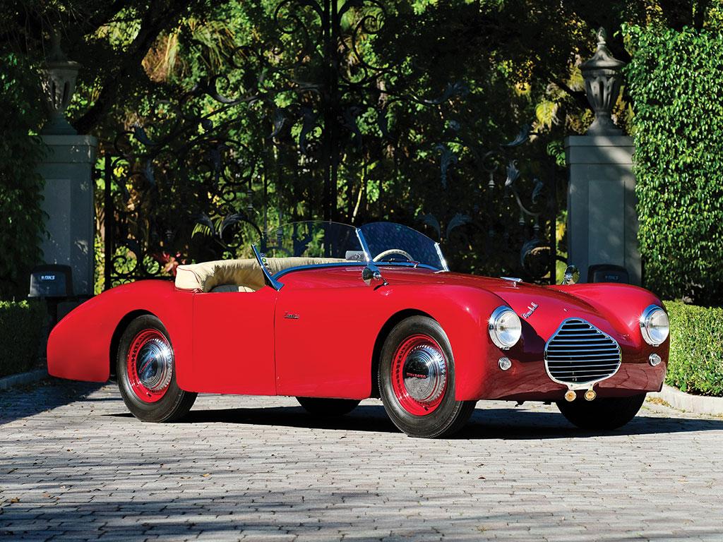 Vauxhall-Zimmerli 18-6 Roadster – 1948