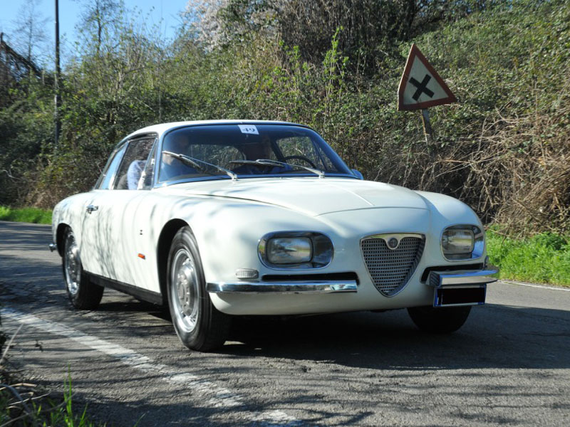 Alfa Romeo 2600 SZ – 1967