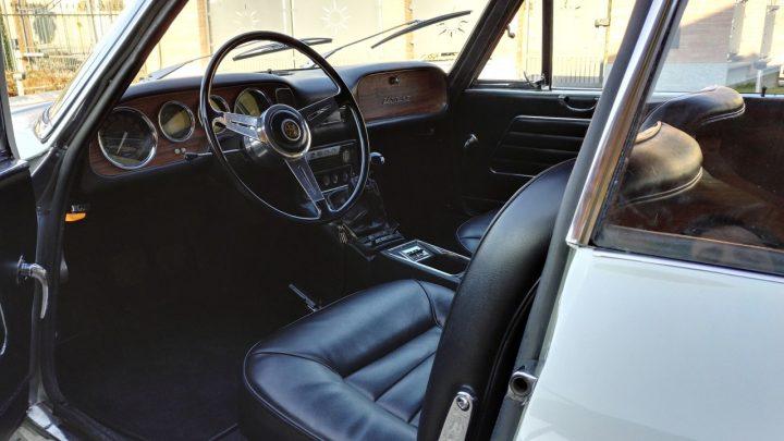 Alfa Romeo 2600 SZ - 1967