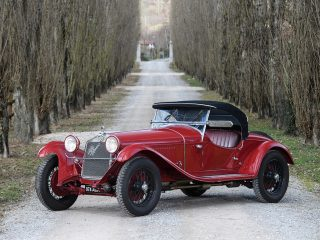 Alfa Romeo 6C 1750 GS Spider 4th Series – 1930