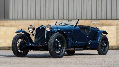 Alfa Romeo 6C 1900 Gran Turismo – 1933