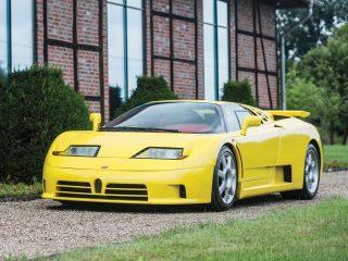 Bugatti EB110 Super Sport – 1995