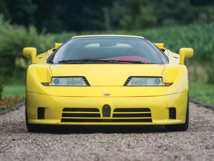 Bugatti EB110 Super Sport - 1995