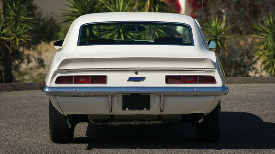 Chevrolet Camaro ZL1 Sport Coupe - 1969