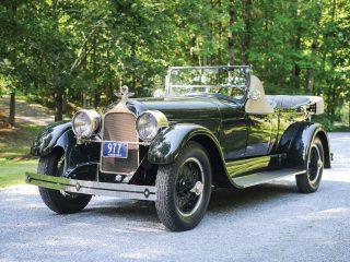 Duesenberg Model A Sport Phaeton – 1923