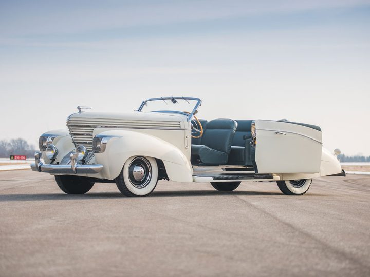 Graham 97 Supercharged Cabriolet - 1938