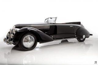 Lancia Astura Tipo Bocca Cabriolet – 1936