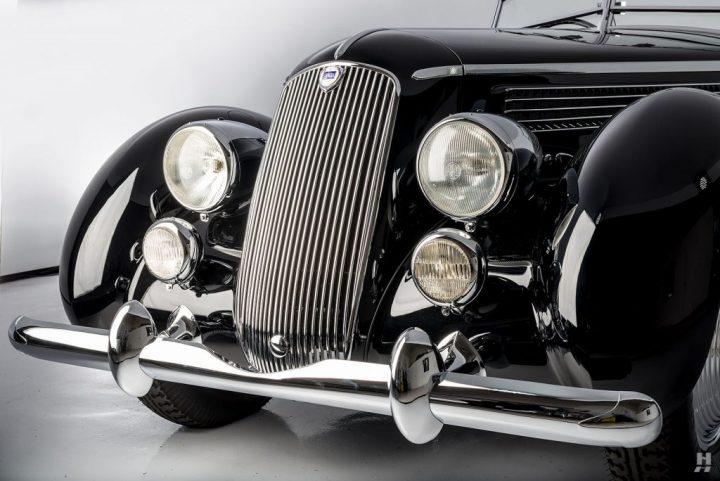 Lancia Astura Tipo Bocca Cabriolet - 1936
