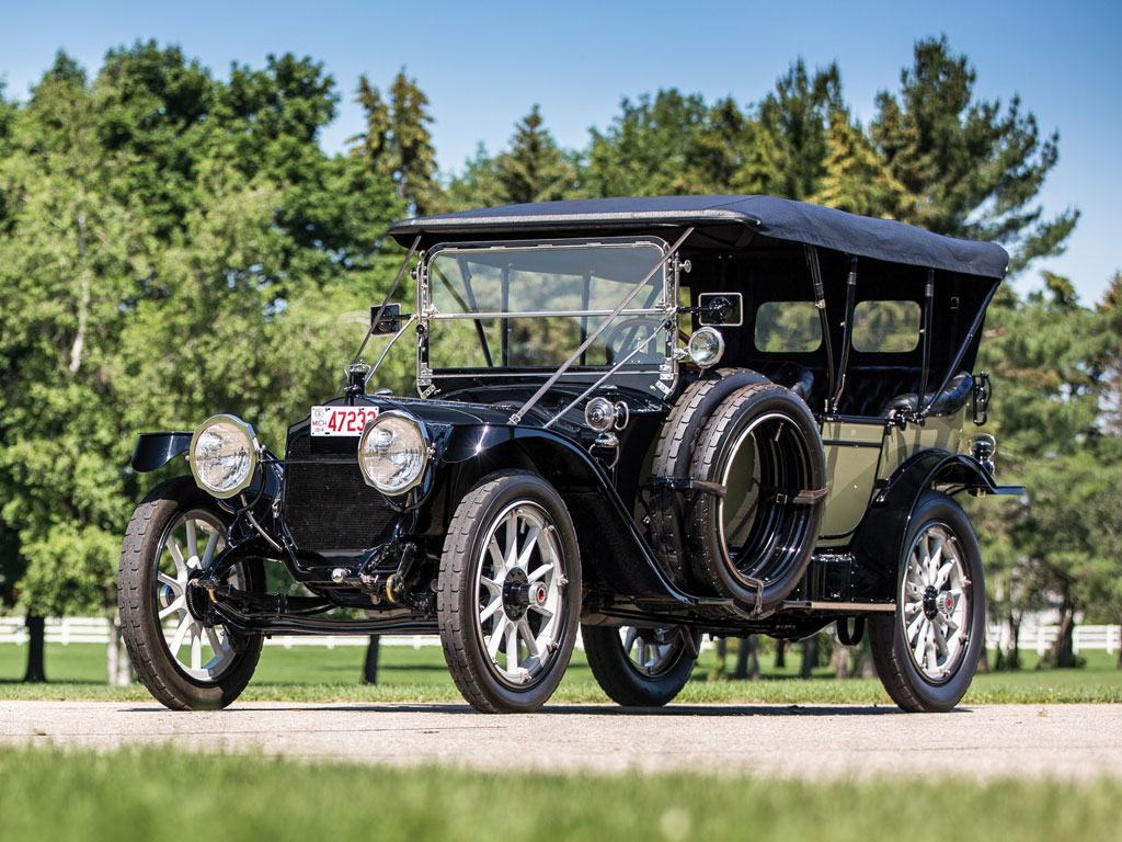 Packard Six Five-Passenger Touring – 1914