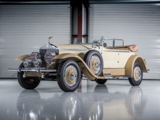 Rolls-Royce Phantom I Ascot Tourer – 1927