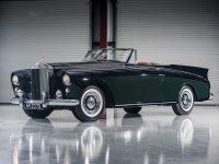 Rolls-Royce Silver Cloud I Drophead Coupe -1958