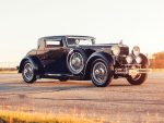 Stutz Model M Supercharged Coupe – 1929