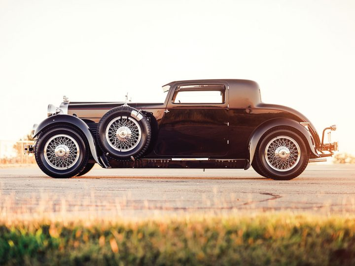 Stutz Model M Supercharged Coupe - 1929