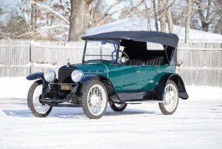 Templar 4-45 Five-Passenger Touring – 1924