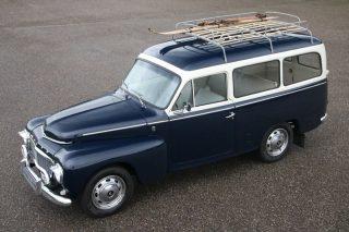 Volvo Duett 210 – 1967