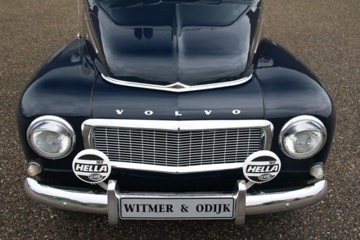 Volvo Duett 210 - 1967