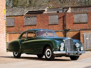 Bentley R-Type Continental Sports Saloon – 1953