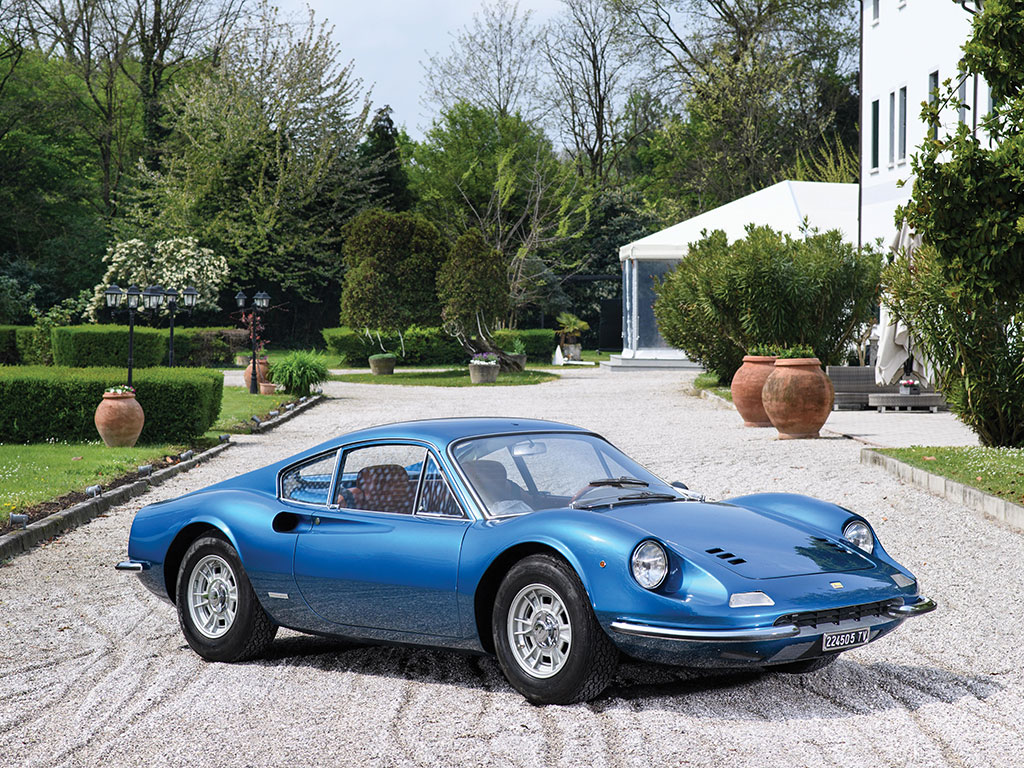 Ferrari Dino 206 GT – 1969