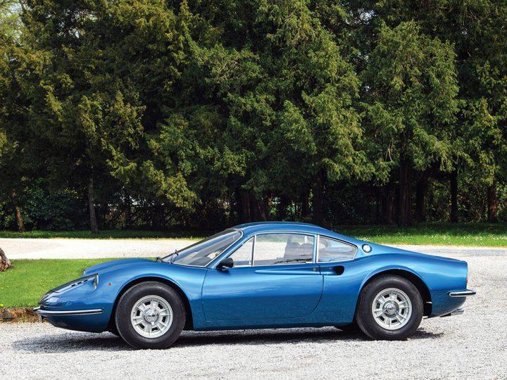 Ferrari Dino 206 GT - 1969