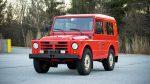 Fiat Campagnola 4×4 Convertible 1107A – 1985