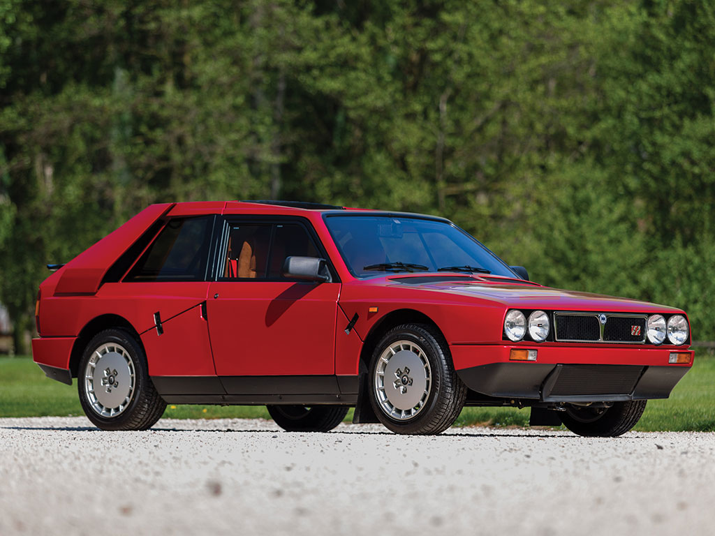 Lancia Delta S4 Stradale – 1985