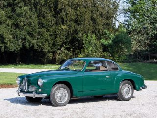 Alfa Romeo 1900C Coupé by Touring – 1952