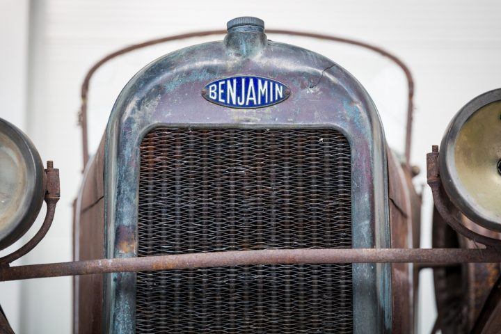 Benjamin 7/22 - 1925