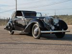 Bentley 3½ Litre Sedanca Coupe – 1936