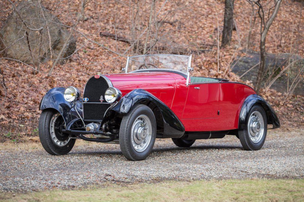 Bugatti Type 49 Roadster – 1932