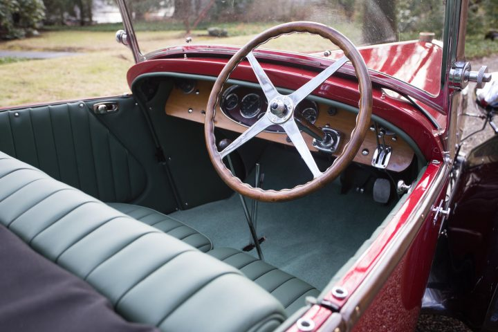 Bugatti Type 49 Roadster - 1932