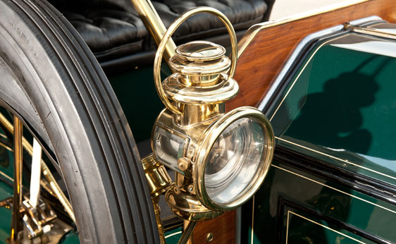 Buick Model 19 Touring - 1910
