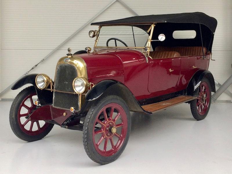 FIAT 501 Torpedo – 1922
