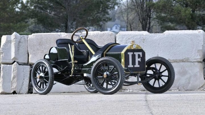 Isotta Fraschini Tipo FENC - 1908